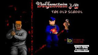 Wolfenstein 3D : The Old School (Longplay)