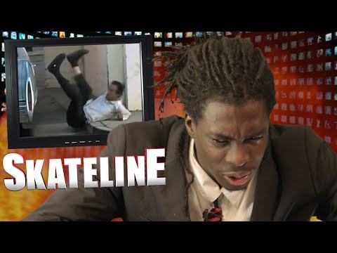 SKATELINE - Tony Hawk Shoe, Jim Greco, Tom Penny, Ryan Townley, Tanner VanVark