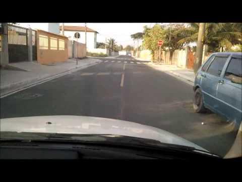 Percurso da prova Rio das Ostars Detran RJ