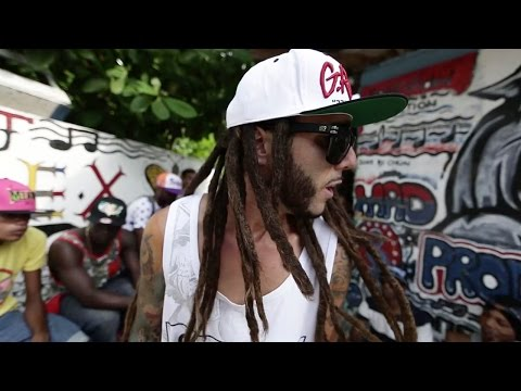 """FYAHBWOY – """"PULL UP"""" – BL4QKFY4H (OFFICIAL VIDEO)"""