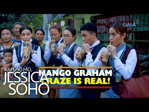 Kapuso Mo Jessica Soho: Mango Graham Craze is Real