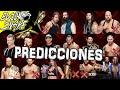 Predicciones para WWE