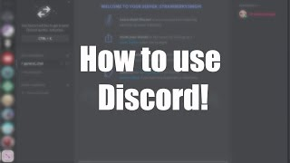 How to use Discord - For Second Life Residents