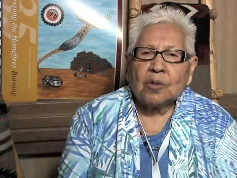 Dr. Henrietta Mann - A message on Native Youth and Suicide