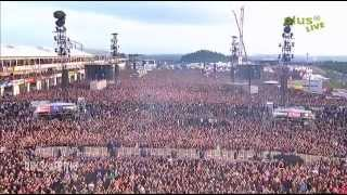 Billy Talent - Live @ Rock am Ring 2012 [FULL CONCERT]