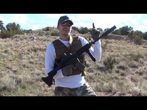 M4 Zombie Hunting&Ballistic Knife?