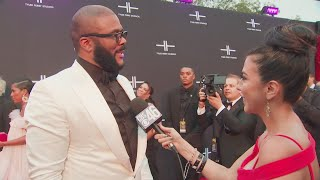Tyler Perry celebrates studio opening