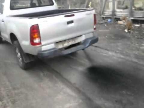 Toyota Hilux 2010 diesel ,minera problemas de motor