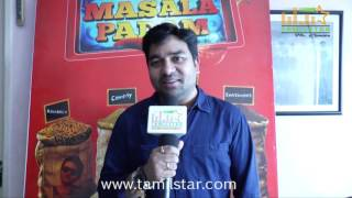 Shiva At Masala Padam Movie Team Interview