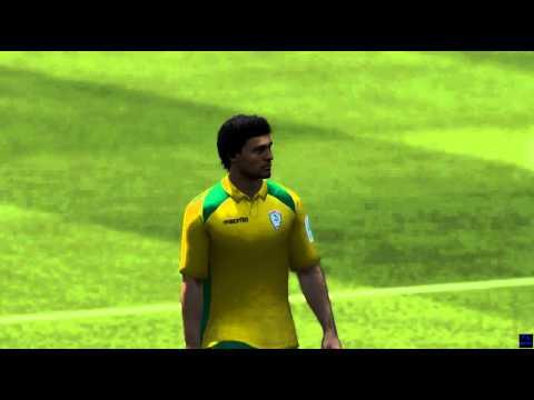 Najran vs Al Faisaly - Saudi Professional League - 16-10-14 - Simulation FIFA EA