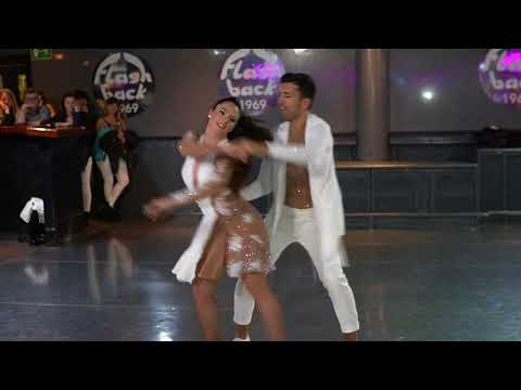 MAH00882 BDA2018 with Vivian & David in performance ~ video by Zouk Soul