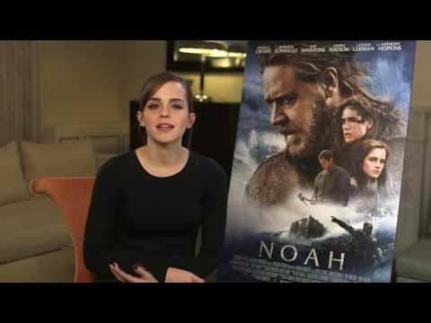 Noah -- Official Trailer 2014 -- Introduced by Emma Watson -- Regal Movies EXCLUSIVE