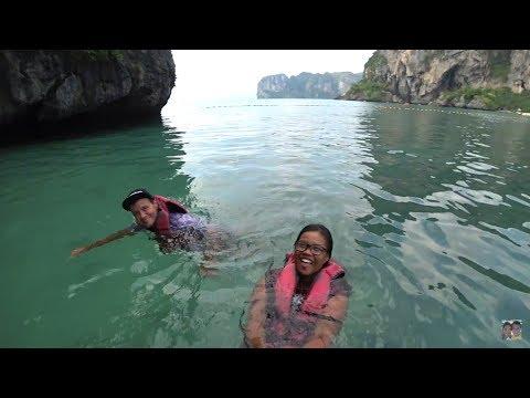 Перевернулись на байдарке в Краби. Водные забавы с моей таечкой Нитт. Таиланд.