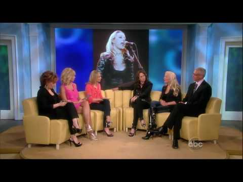 MacKenzie Phillips and Mindy McCready - The View