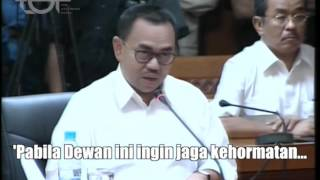BUKA SAJA! - Sudirman Said | Speech Composing SIDANG MKD