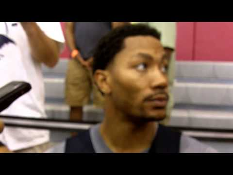 Chicago Bulls guard Derrick Rose assesses his return to action | Video