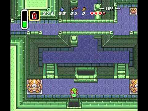 The Legend of Zelda - A Link to the Past - Zelda no Densetsu: Kamigami no Triforce (BS) (Satellaview) - Satellablog ROM dump archive - User video