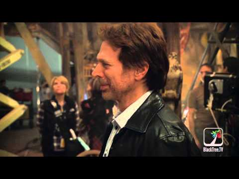 Jerry Bruckheimer talks The Lone Ranger, Bad Boys 3 and Top Gun 2