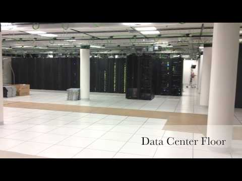 725 S Wells Data Center Tour