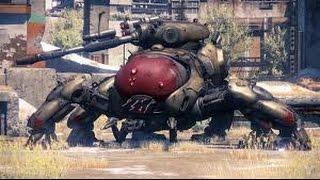 لعبة ديستني - زعيم الوحوش في كـوكـب ألأرض | Destiny PS4 | بلايستيشن 4
