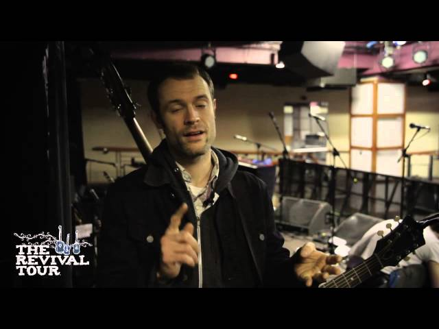 The Revival Tour - UK tour 2012 update - Rocky Votolato