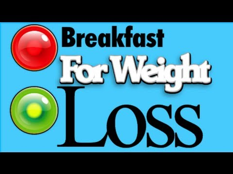 Breakfast For Weight Loss: Belly Fat Loss Success Tips For Women