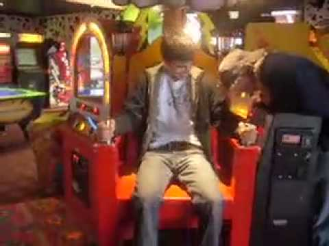 Mitch and Jake get the electric chair