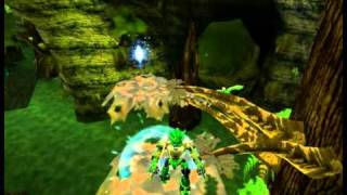 Lewa Nuva Gameplay (PArt 2 of 2) Bionicle the Game