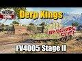 WOT: FV4005 Stage II, Derp Kings, best World of Tanks recordings