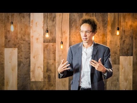 Malcolm Gladwell: The unheard story of David and Goliath klip izle