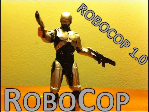 RoboCop Movie ROBOCOP 1.0 4 Inch Figure