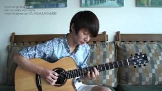 Over The Rainbow - Sungha Jung