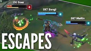 League Of Escapes - League Of Legends Montage