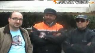 Motards tunisiens en colère - interview du le président du club Bardo Bikers