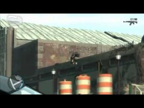 GTA 4   Mission #89   A Revenger's Tragedy 1 2