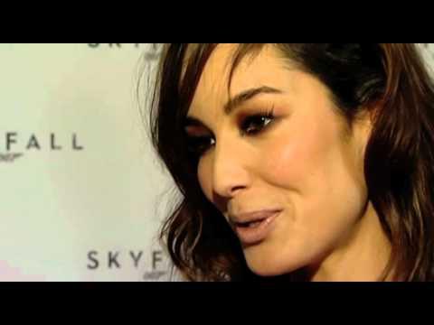 Berenice Marlohe Skyfall interview