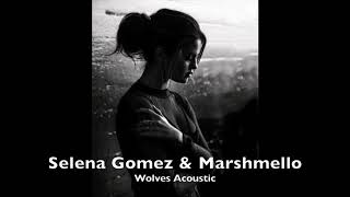 Download Lagu Marshmello & Selena Gomez - Wolves (Acoustic Version) Gratis STAFABAND