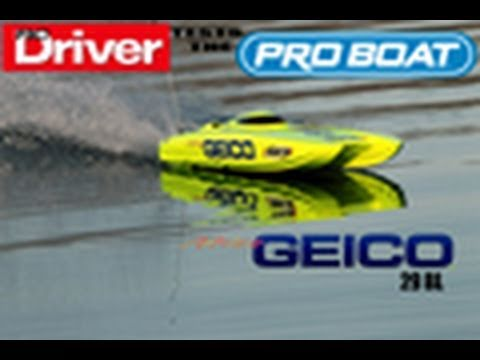 RC Driver tests the Pro Boat Miss Geico