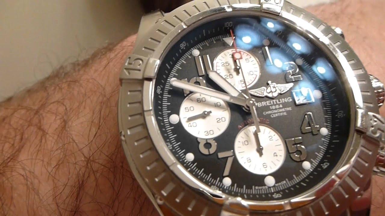 Breitling Super Avenger 2 Review Breitling Super Avenger Watch