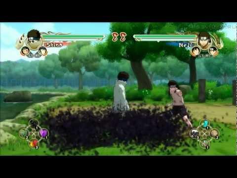 Naruto Ultimate Ninja Storm. Ultimate Jutsu de 15 personagens