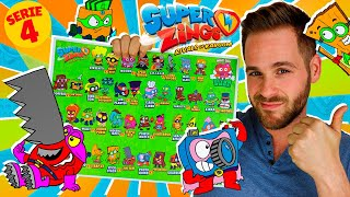 IMAGINANDO SuperZings Series 4 en Pe Toys