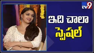 Actress Keerthy Suresh and Varalakshmi Diwali Special Interview || Sarkar - TV9