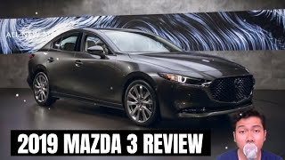 THE NEW 2019 MAZDA 3 - INTERIOR & EXTERIOR - YOU NEED TO KNOW