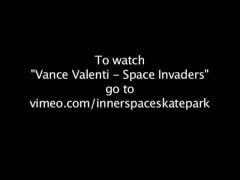 Vance Valenti - Space Invaders