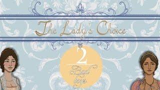 The Lady's Choice (Part 2: Bad Boys) - pawdugan