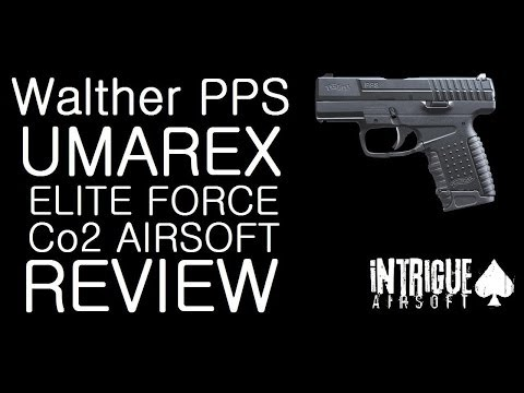 Elite Force Walther PPS Review - Airsoft Gun