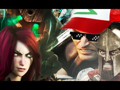 A NEW DAWN PARODY / PARODIA DE UN NUEVO AMANECER - LEAGUE OF LEGENDS