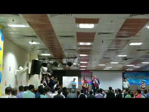 Ashok Pandit Ji and Santosh Sharma Ji at Amway India - Dwarka Meet_Sept_17_2017_Sunday
