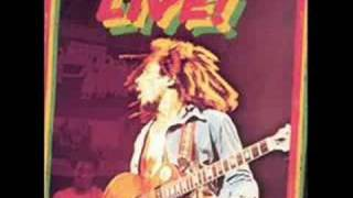 Bob Marley and The Wailers - Trenchtown Rock (LIVE!)