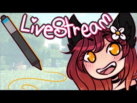 🔴 Games & Art Stream!
